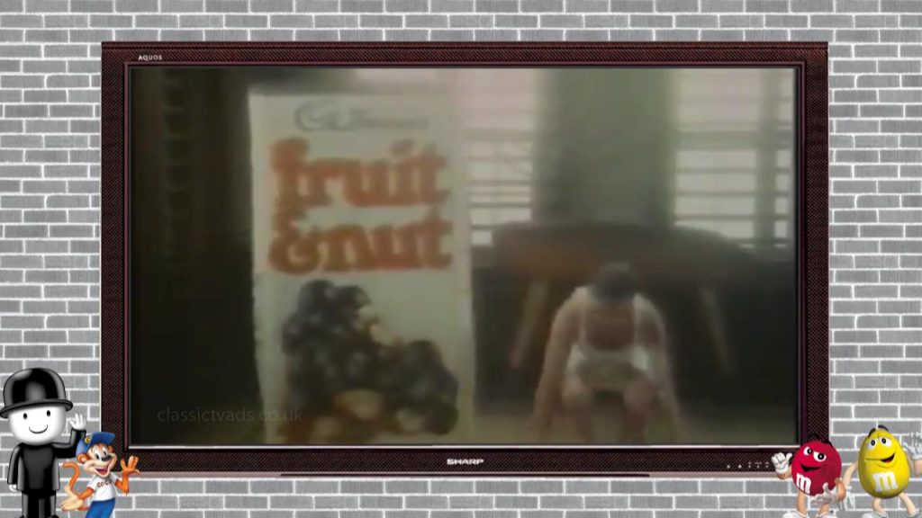 Cadburys Fruit n Nut