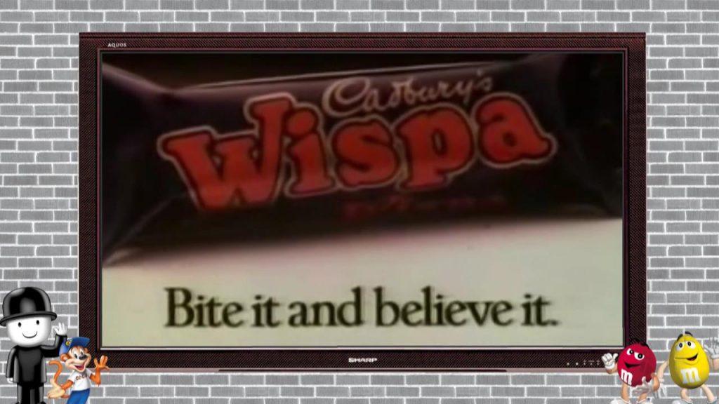 Cadburys Wispa