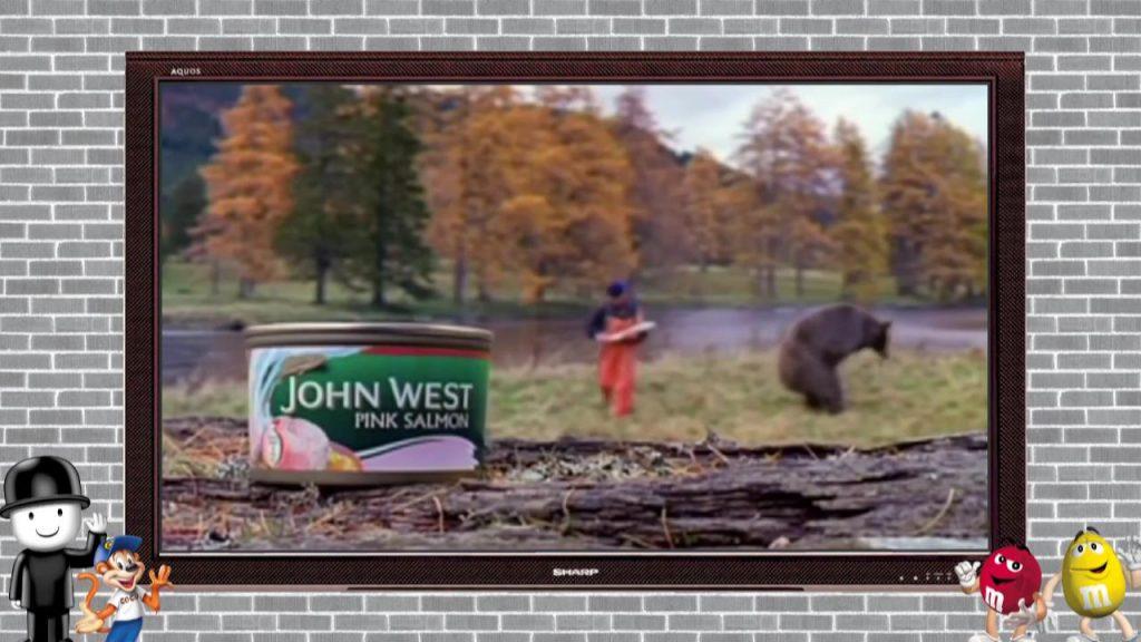 John West Salmon – 2000
