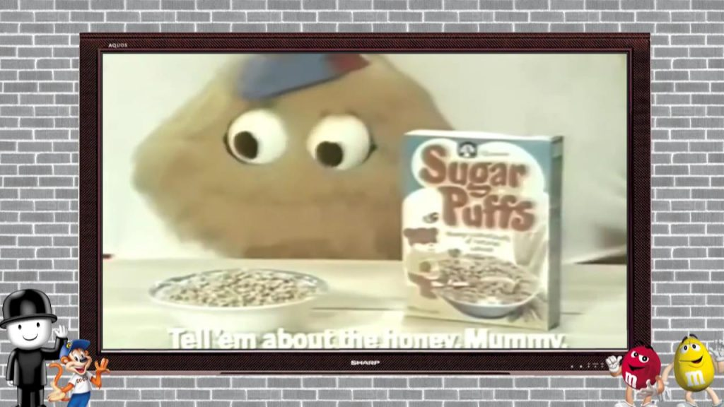 Quaker Sugar Puffs