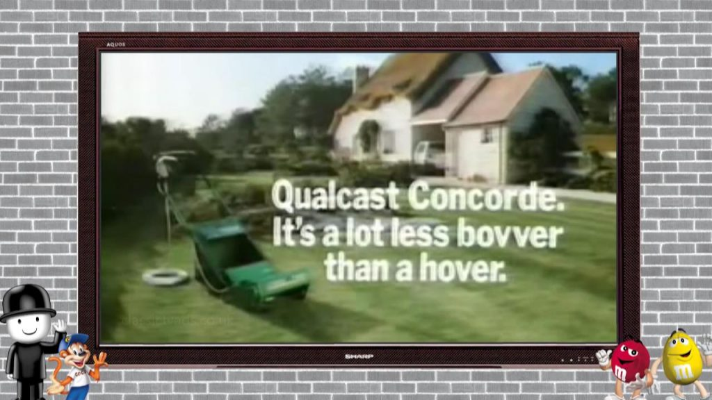 Qualcast Concord Mower