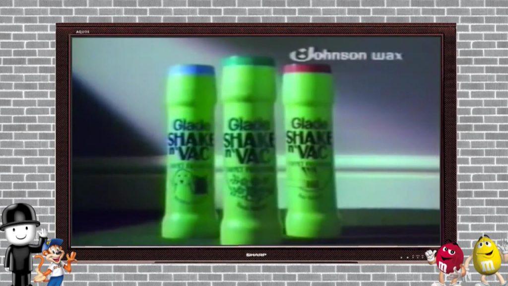 Shake 'n' Vac – 1980