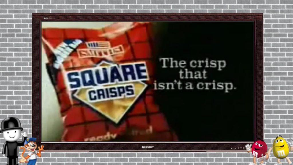 Smiths Square Crisps