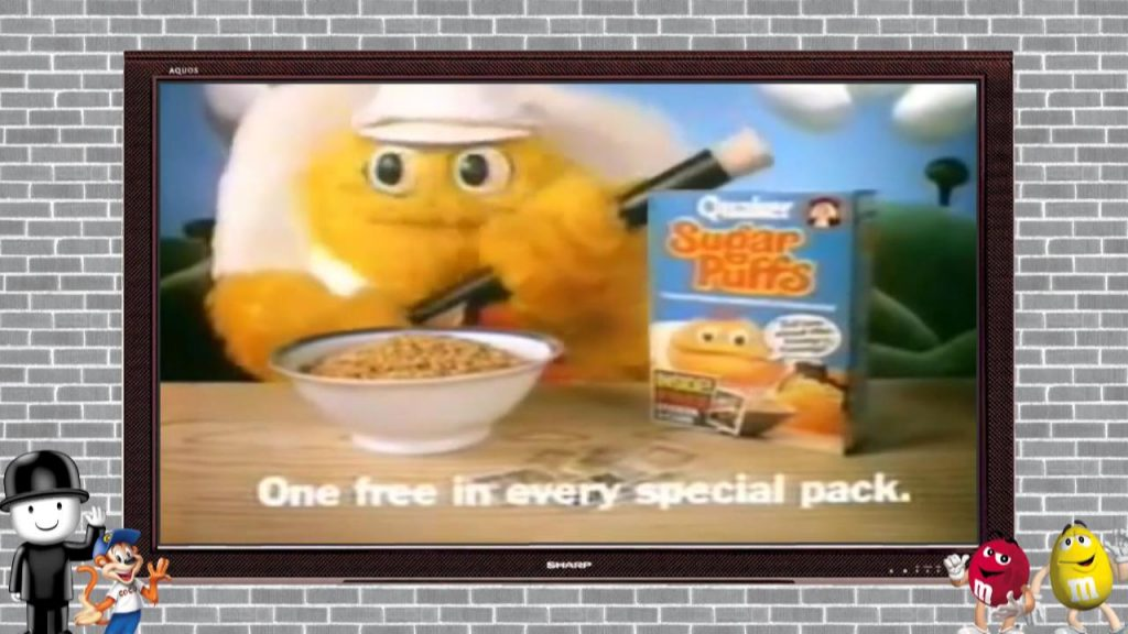 Quaker Sugar Puffs