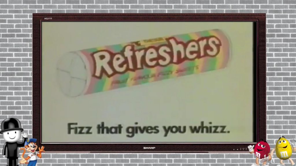 Trebor Refreshers