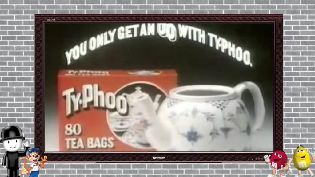 Typhoo Tea – Cilla