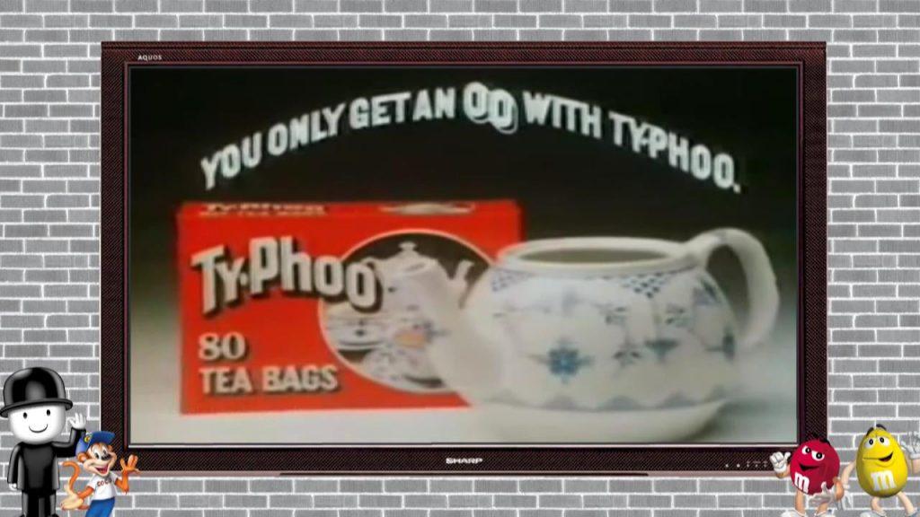 Typhoo Tea – Sue Pollard