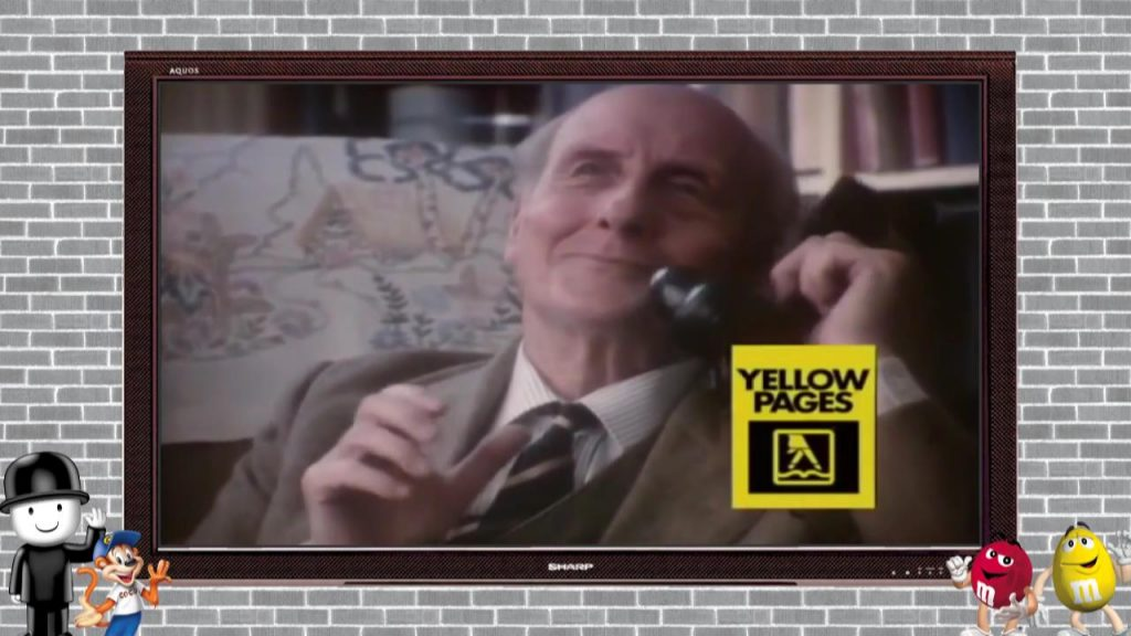 Yellow Pages – J R Hartley