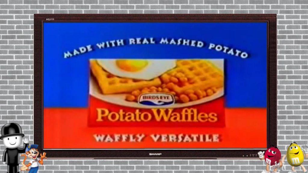 Birdseye Potato Waffles