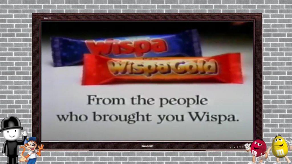Cadburys Wispa Gold
