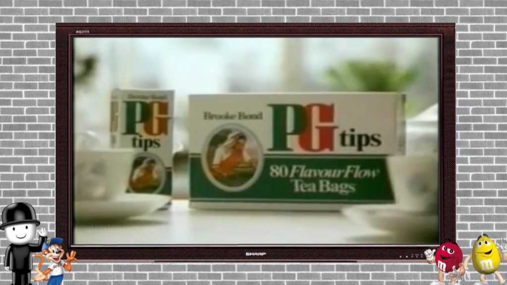 PG Tips – Moving