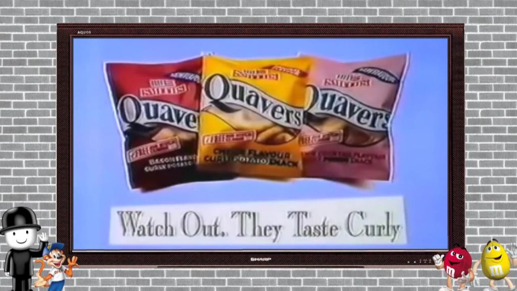 Quavers – 1989